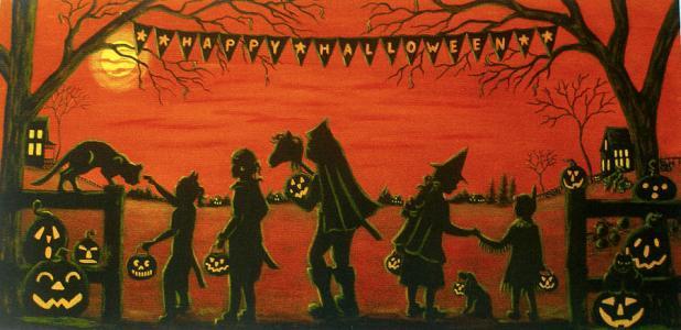 Halloween Art | Garibaldi Annex PAC